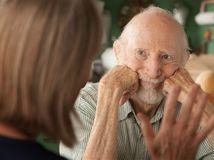 Alzheimerova choroba, starec, pacient, choroba, staroba