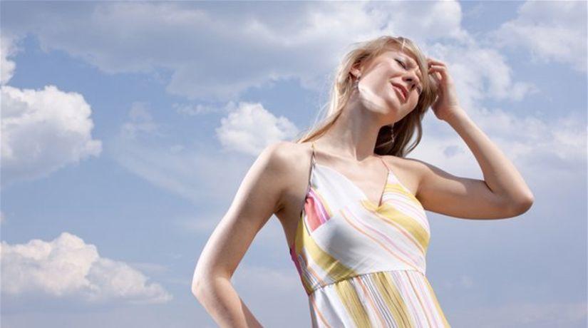 únava - bolesť hlavy - jar - peľ - rozpaky - žena