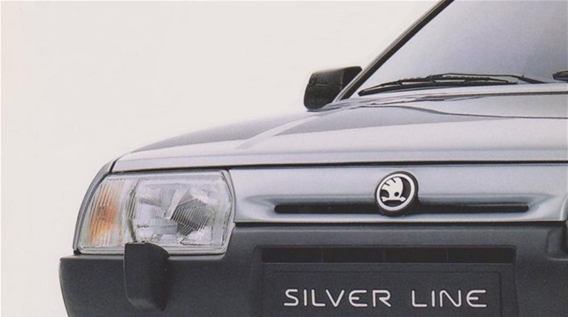 Škoda Forman Silver Line