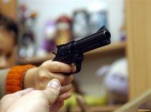 Zbrane, násilie, deti