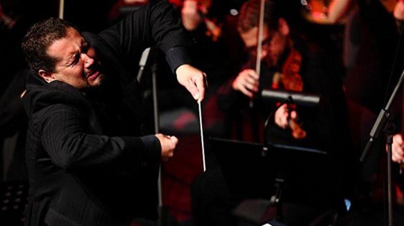 Oskar Rózsa na vlaňajšom festivale Viva Musica!...