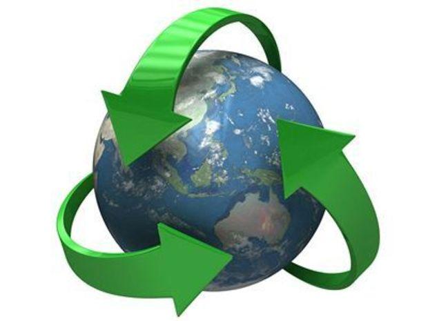 Recyklácia, ekológia, odpad