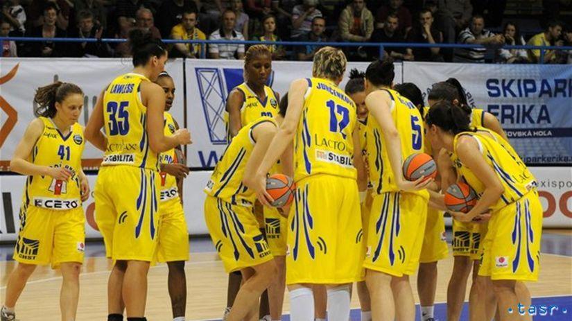 basketbal Košice