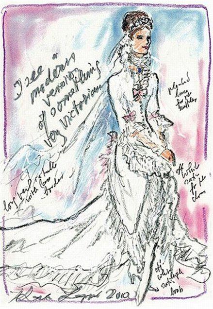 Zoznamka viktoriánskej šaty
