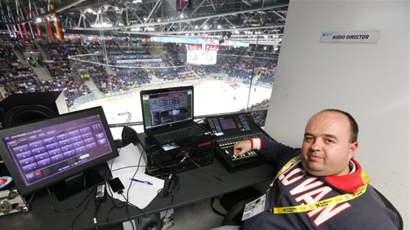 hokej DJ Martin