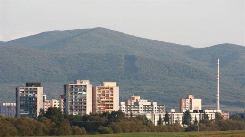 Žiar nad Hronom, mesto, bytovky