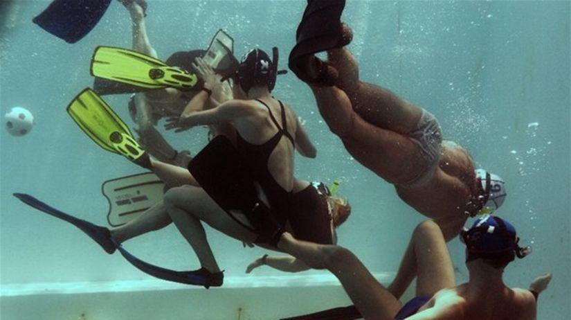podvodné rugby