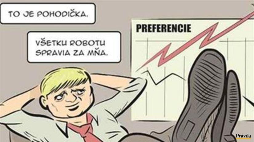 Karikatúra, Gašparec