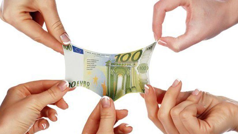 poplatok, poplatky, euro, eurá, peniaze,...