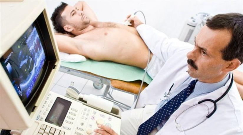 sonografia, oblička, ultrazvuk, vyšetrenie,...