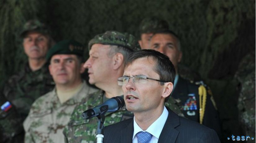 Ľubomír Galko, minister obrany, rezort obrany