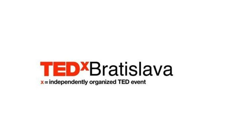 logo TEDx Bratislava, konferencia TED