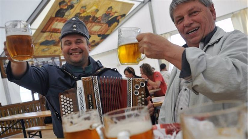 Pivný festival, české pivo