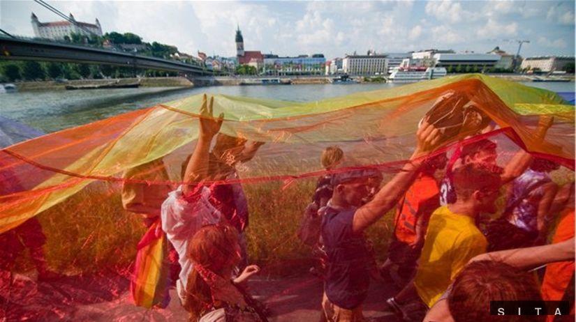 Dúhový pochod, Pride, Bratislava
