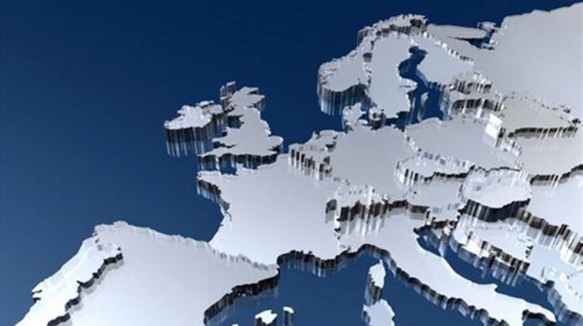 Európa,mapa