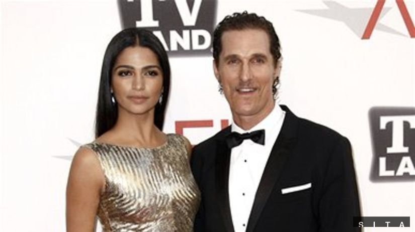 Camilla Alves a Matthew McConaughey