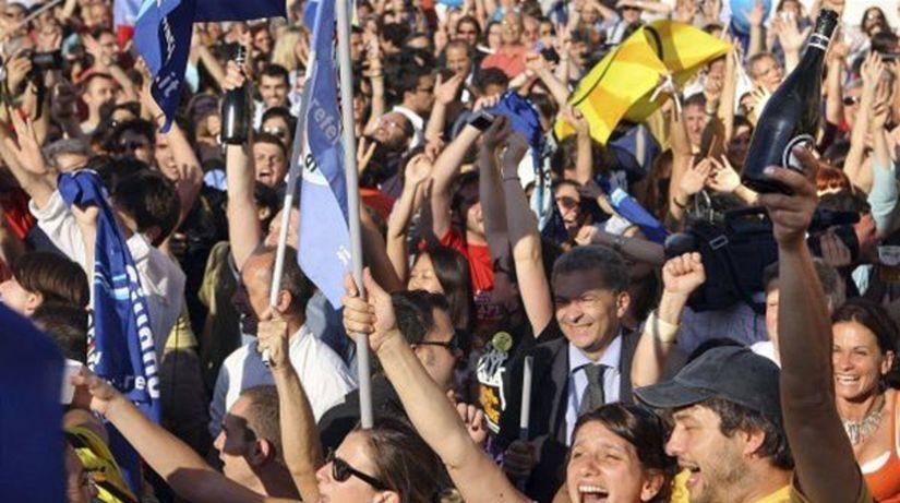 Taliansko, referendum