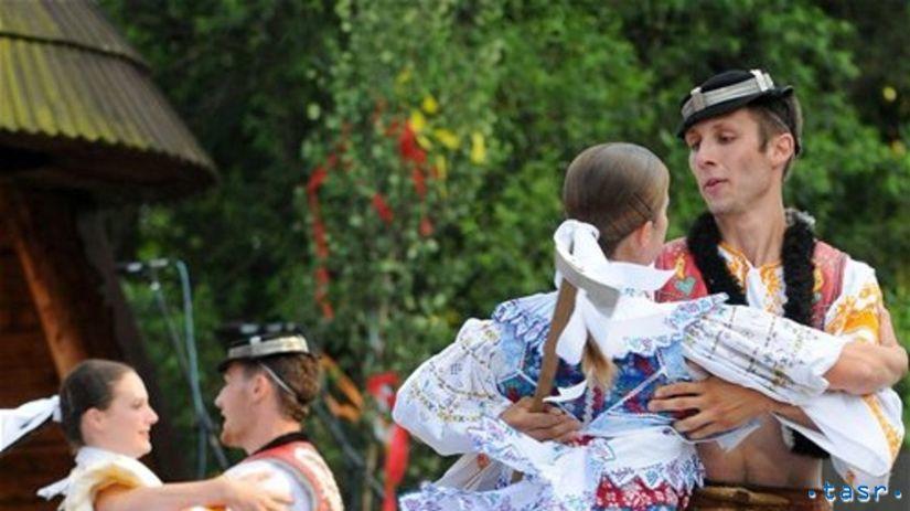 Detva, folklór, ľudový tanec, tradície,...