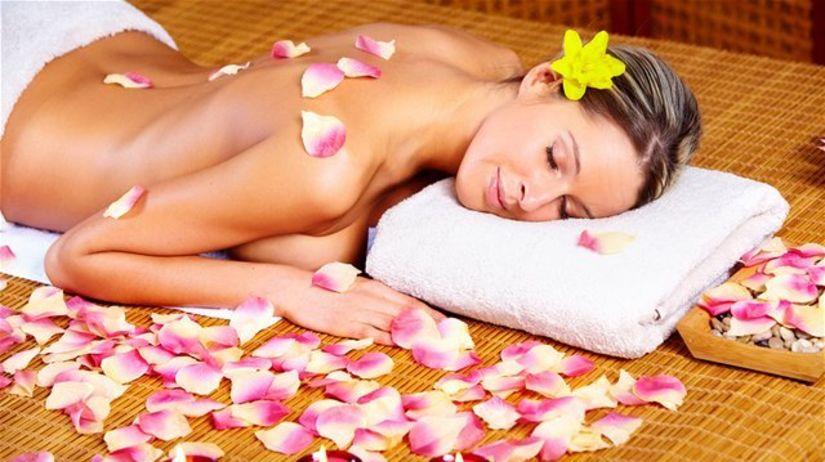 arómaterapia - oddych - masáž - relaxácia