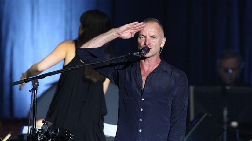 Sting v Bratislave