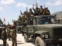 sýria, vojaci, armáda