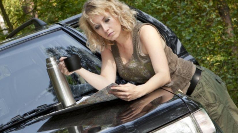 Anketa: Ženy, bojíte sa šoférovať?