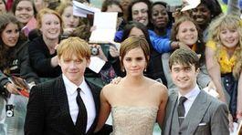 Emma Watson, Daniel Radcliffe, Rupert Grint