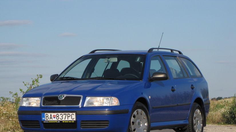 Škoda Octavia Combi 1.6