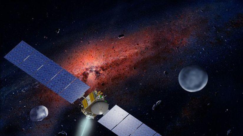 Dawn, sonda, satelit, asteroid