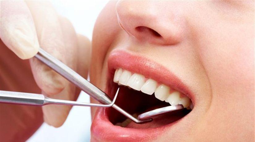 zuby - zubná prehliadka - lekár - chrup -...