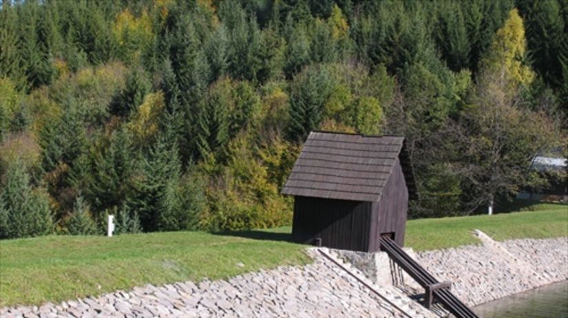 Tajch, Banská Štiavnica