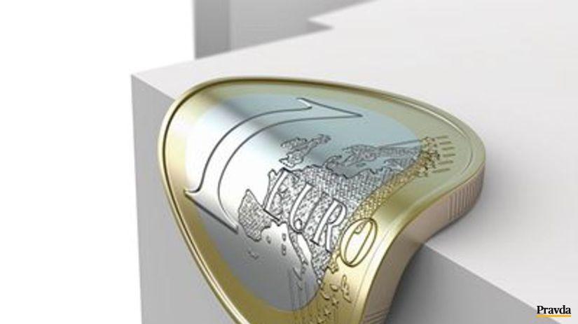Euro, kríza