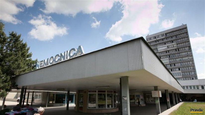 nemocnica, Bratislava