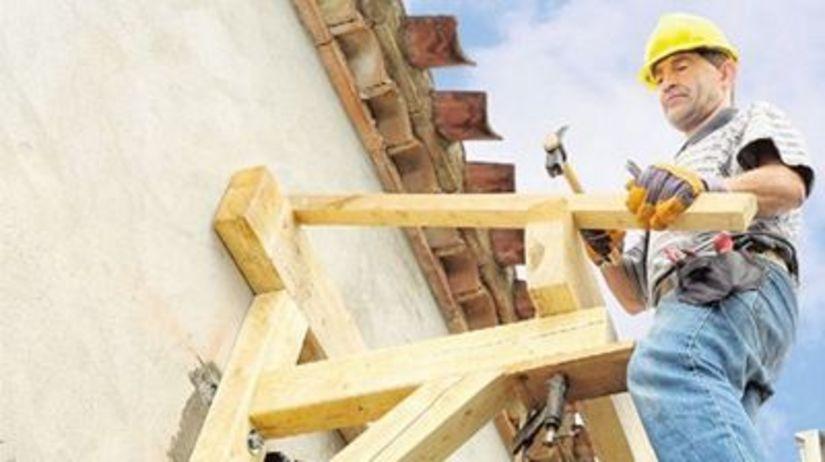 Stavba, rekonštrukcia, bývanie, dom