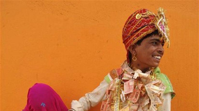 India, sobáše maloletých, ženích, nevesta