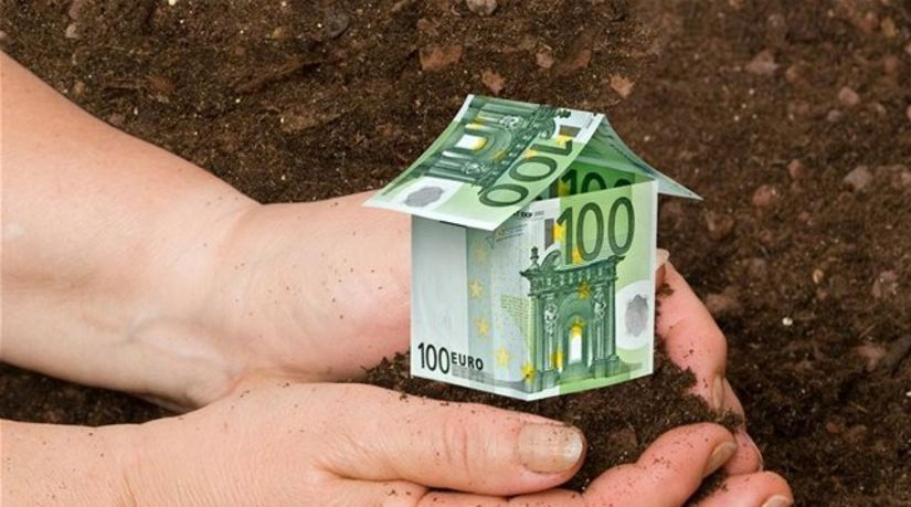 hypotéka, dom, stavba, úver, stavebné, sporenie