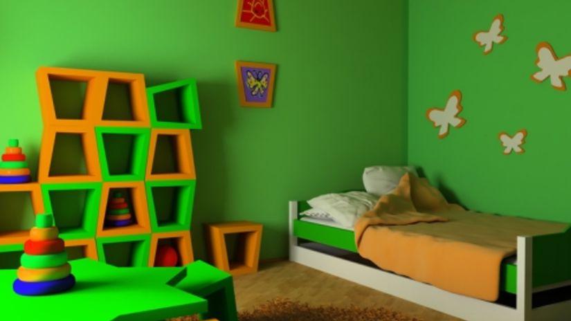 Detská izba pre školáka. Čo všetko by v nej...