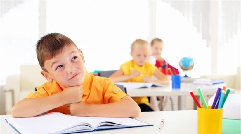 škola, školák, žiak, hodina, vyučovanie, trieda