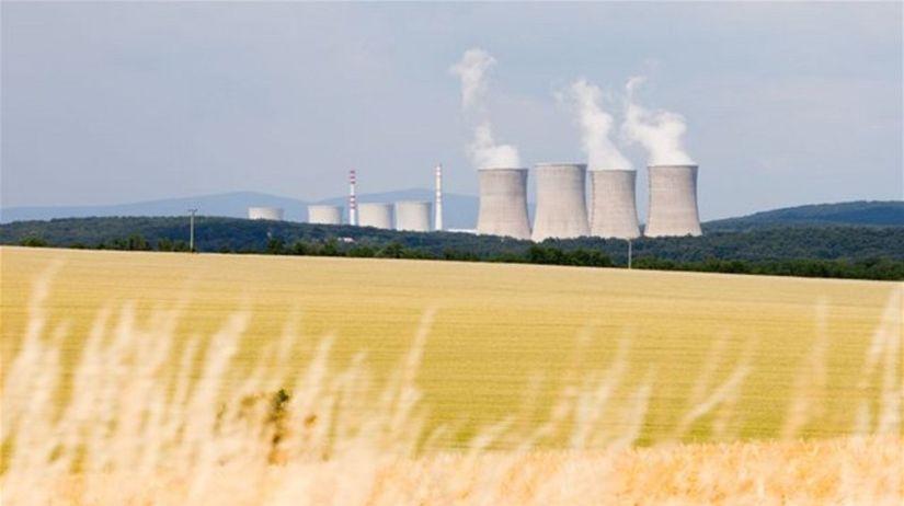 Mochovce, jadrová elektráreň