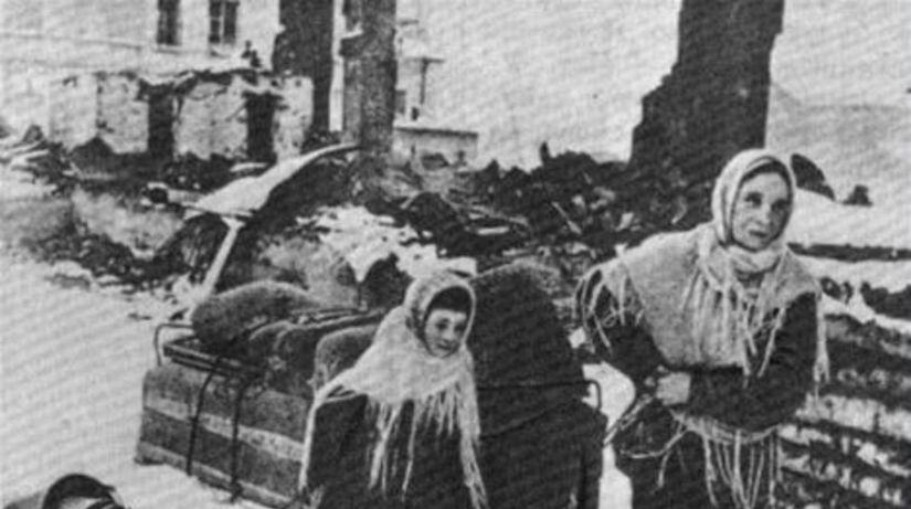 Leningrad, vojna