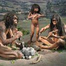Homo erectus, doba kamenná, pästné kliny