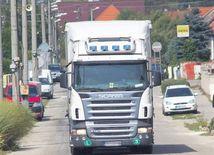 kamión, doprava, cesty