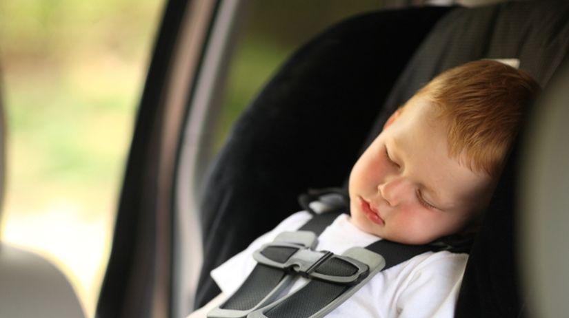 Pri výbere detskej autosedačky je kľúčová...