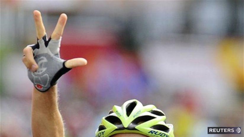 Sagan etapa víťazstvo