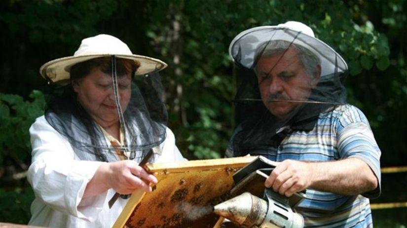 včelári, včely, Čermáková, Kopernický