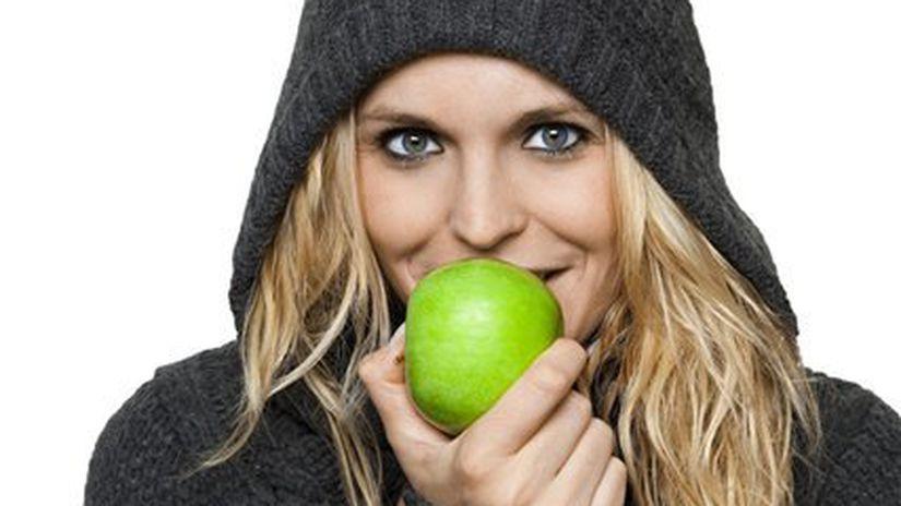 zdravie, imunita, výživa, jablko, ovocie, vitamín