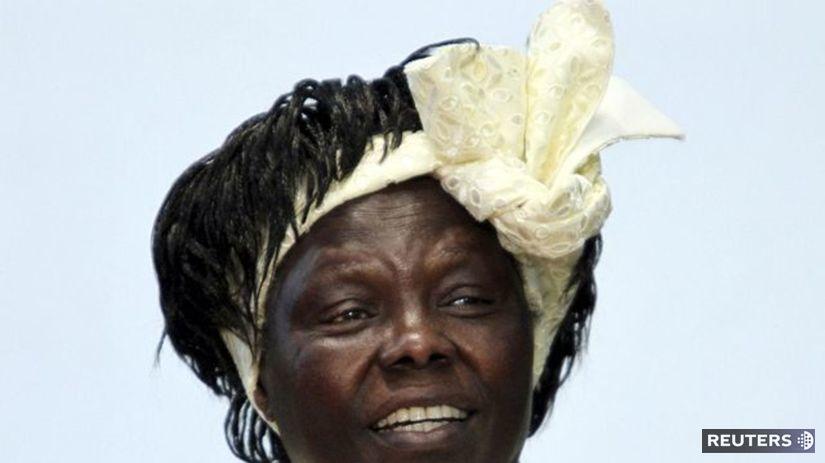 Wangari Maathaiová