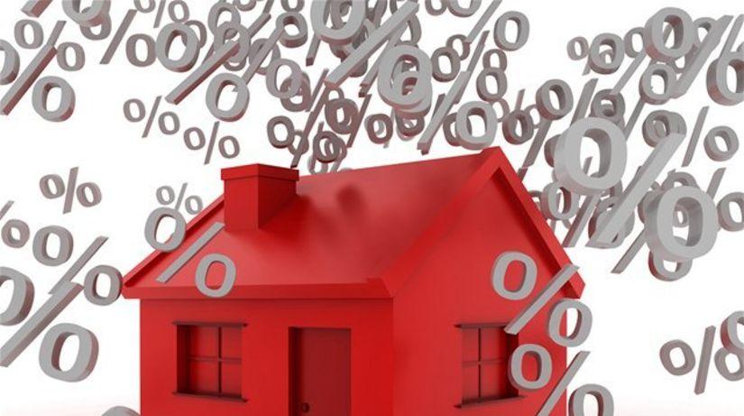 hypoteka, uver, stavebne, sporenie, percento, urok
