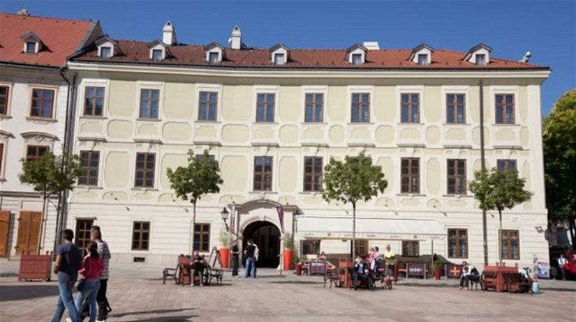 miestodržiteľský palác