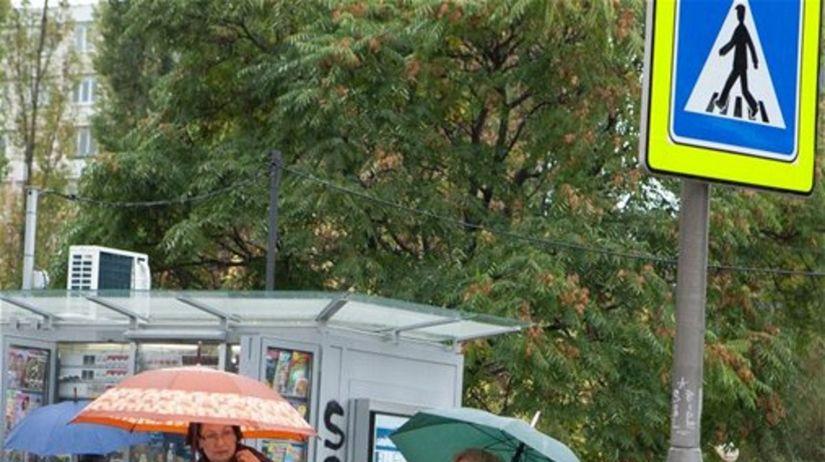 dážď, počasie, jeseň
